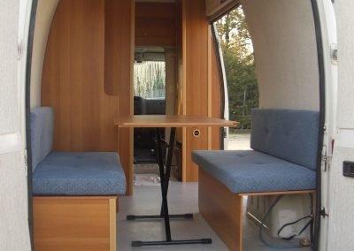 VAN FIAT DUCATO – Camper Puro