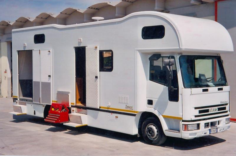 Iveco Eurocargo 75E17 - esterno 1