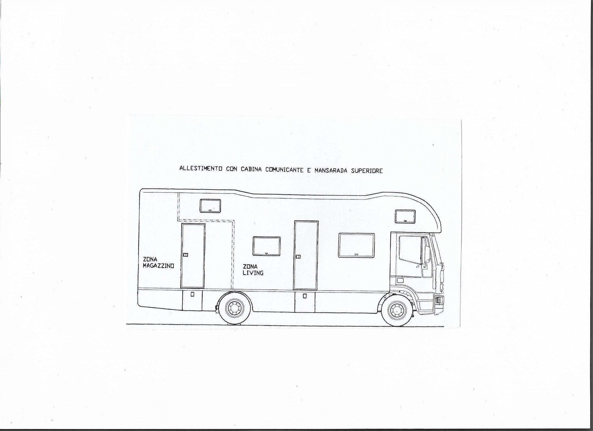 Progetto Van Trasporto moto 1